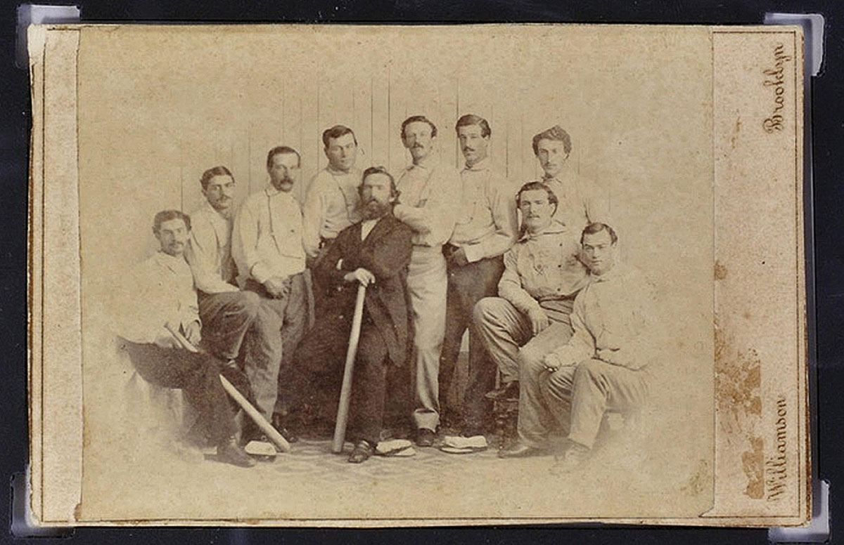 Rare 148-year-old Baseball Card Found at Yard Sale Sold for $92,000