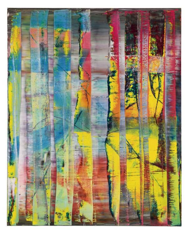 Abstraktes Bild (769-1) by Gerhard Richter