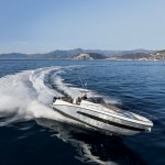 World Premiere of Atlantis Verve Outboard at Miami Boat Show 2013