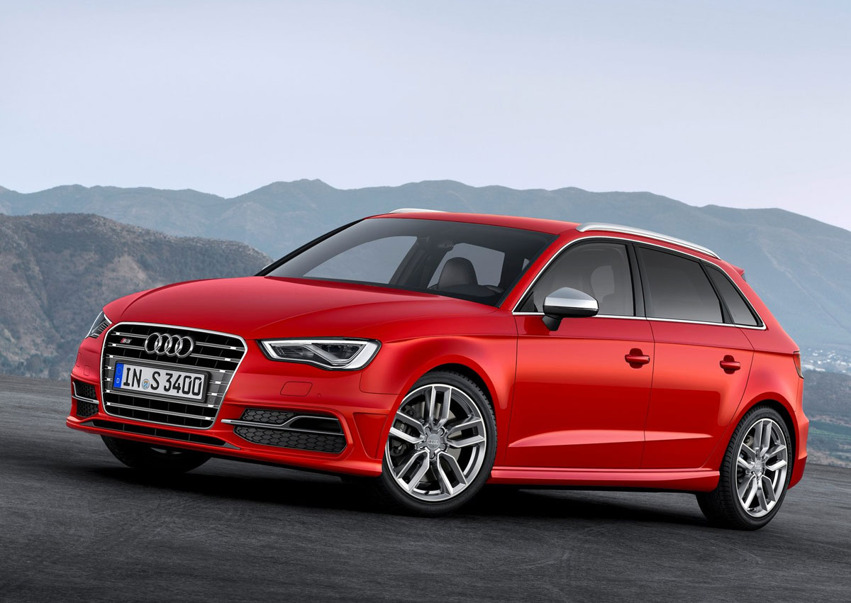 Audi S3 Sportback Scheduled for Geneva Motor Show