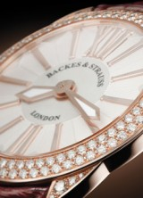 Backes & Strauss - Piccadilly Renaissance - Rose Gold