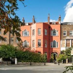 Historic Belle Vue House in London's Chelsea on Sale by Christie's