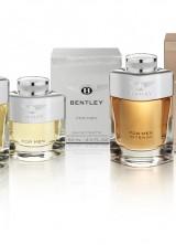 Smell Like Luxury Car! Bentley's First Fragrance Range for Men