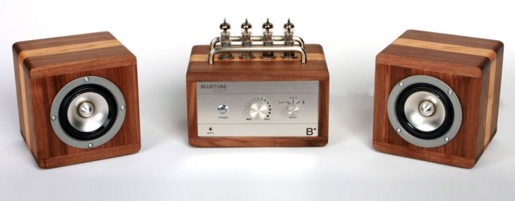 New Bluetube Audio Vacuum Tube Amplifier
