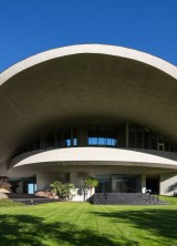 Bob Hope's Mushroom-shaped Residence in Palm Springs on Sale for $50 Million