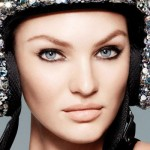 Candice Swanepoel – New Face of Swarovski Spring/Summer 2013 Campaign