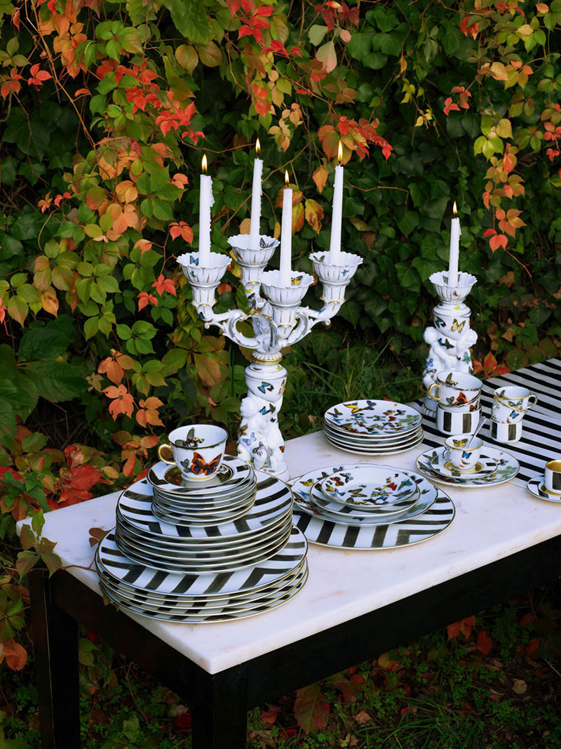 Christian Lacroix Porcelain Tableware