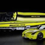 Cigarette AMG Electric Drive Powerboat