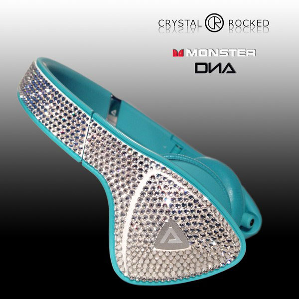 CrystalRoc Monster DNA Headphones