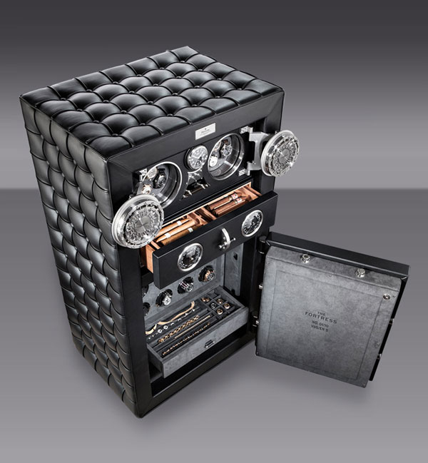 Döttling's Fortress World's Safest Luxury Safe