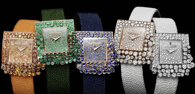 De Grisogono Sugar Watch Collection
