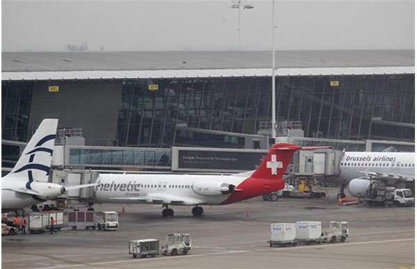 Diamonds Worth $50 Million Stolen at the Brussels Airport