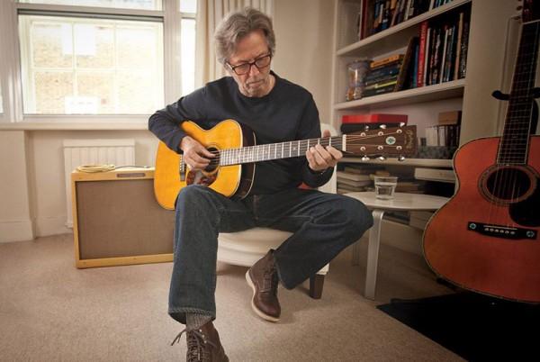Eric Clapton Crossroads Signature Guitar