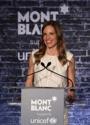 Montblanc and UNICEF Signature For Good Collection 2013