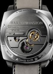 New Harry Winston Histoire de Tourbillon 4 Watch – Limited to 20 Pieces