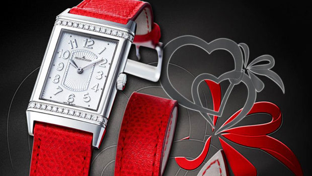 Personalized Gift for Valentine&#8217;s Day &#8211; Grande Reverso Lady Ultra Thin by Valextra