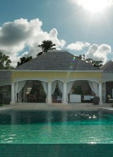 LaCure Villas' Roaring Pavilion THEE Divine Villa – Caribbean's Most Celebrated Estate Home
