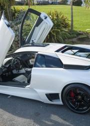 2007 Lamborghini Murcielago LP-640 Swarovski Crystal's Interior – The cheapest LP640 in Britain by far!