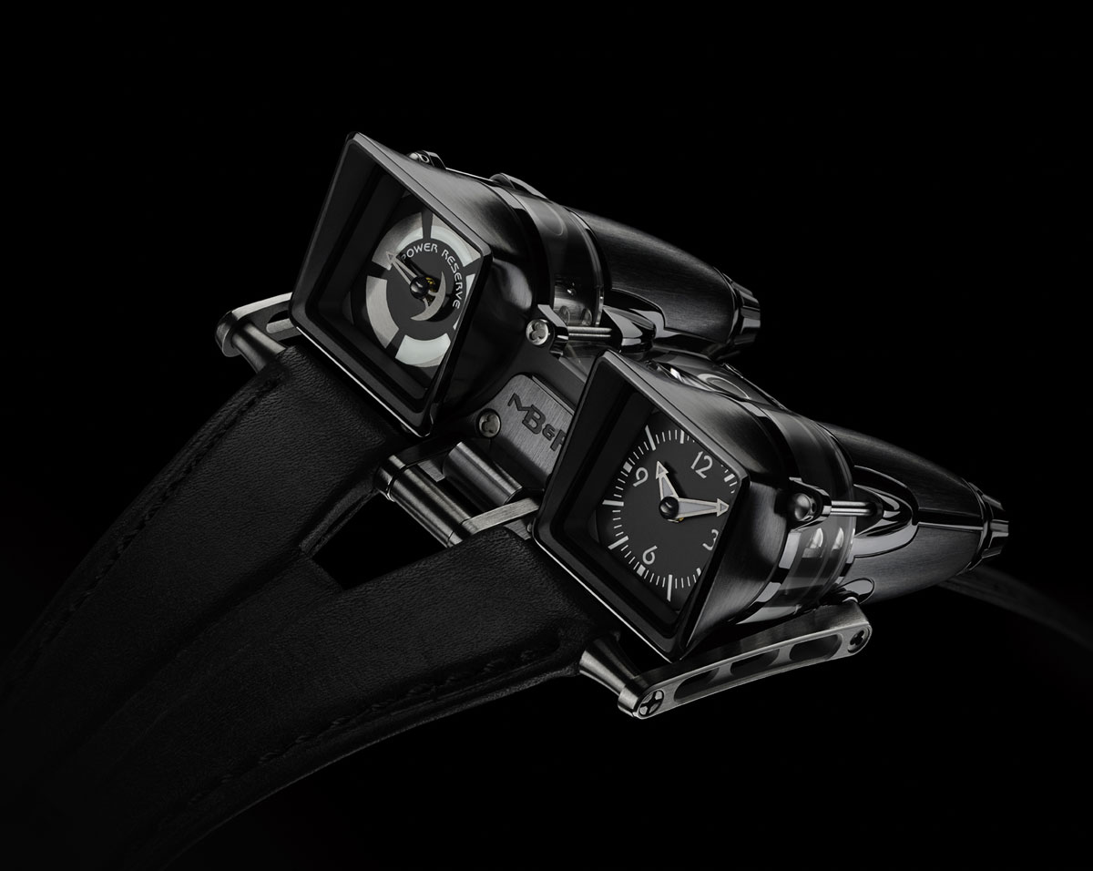 New MB&F's HM4 Final Edition