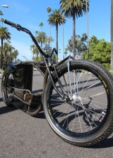 Marrs M-1 from Marrs Cycles – the Harley of e-bikes