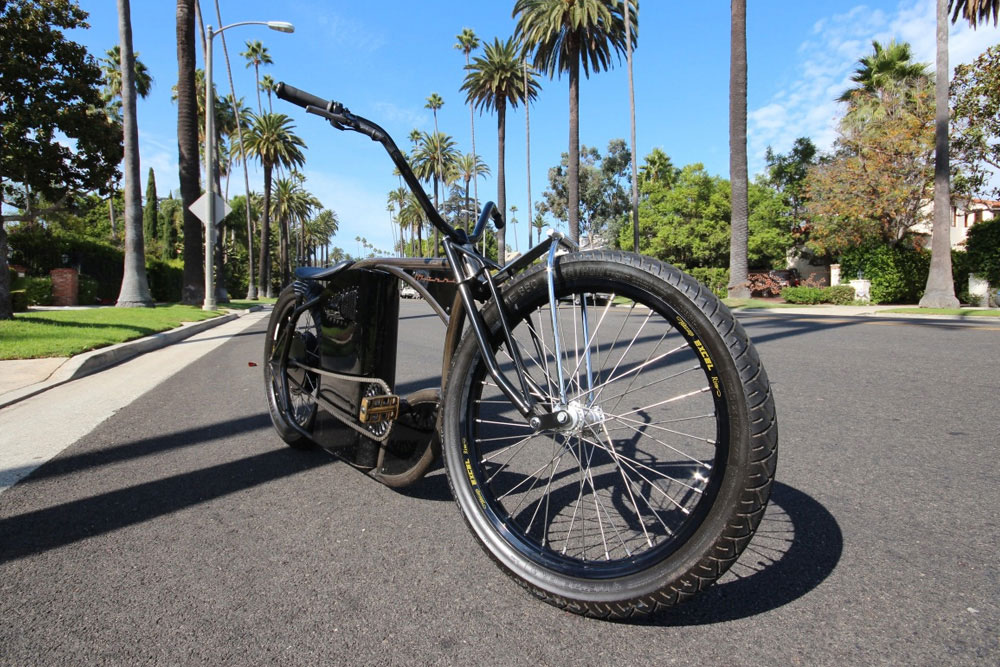 Marrs Electric Cycles are the Hot Rods of Clean Energy