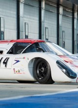 Steve McQueen's 1969 Lola T70 MKIII B Offerd For Around $1M at Silverstone Auction