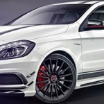 Mercedes Benz Reveals A45 AMG Edition 1