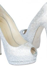 Million-Dollar Shoes from Crystal Heels