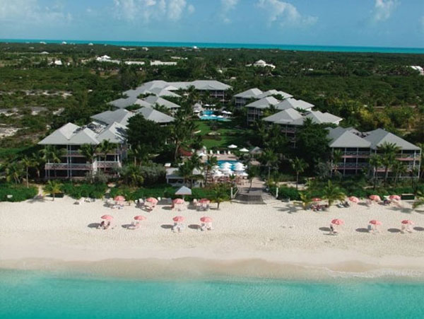 Ocean Club Resort On Grace Bay Beach On Provo In The Turks And Caicos Islands Extravaganzi