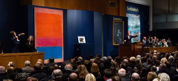 Pablo Picasso's 'Golden Muse' Sold for $45 Million at Sotheby's