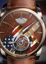 Parmigiani Fleurier Celebrates Music with Tonda Woodstock and Woodrock Tourbillons