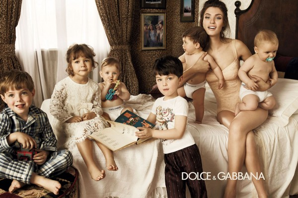 Dolce&amp;Gabbana has launched a Baby Fragrance, a true family commitment