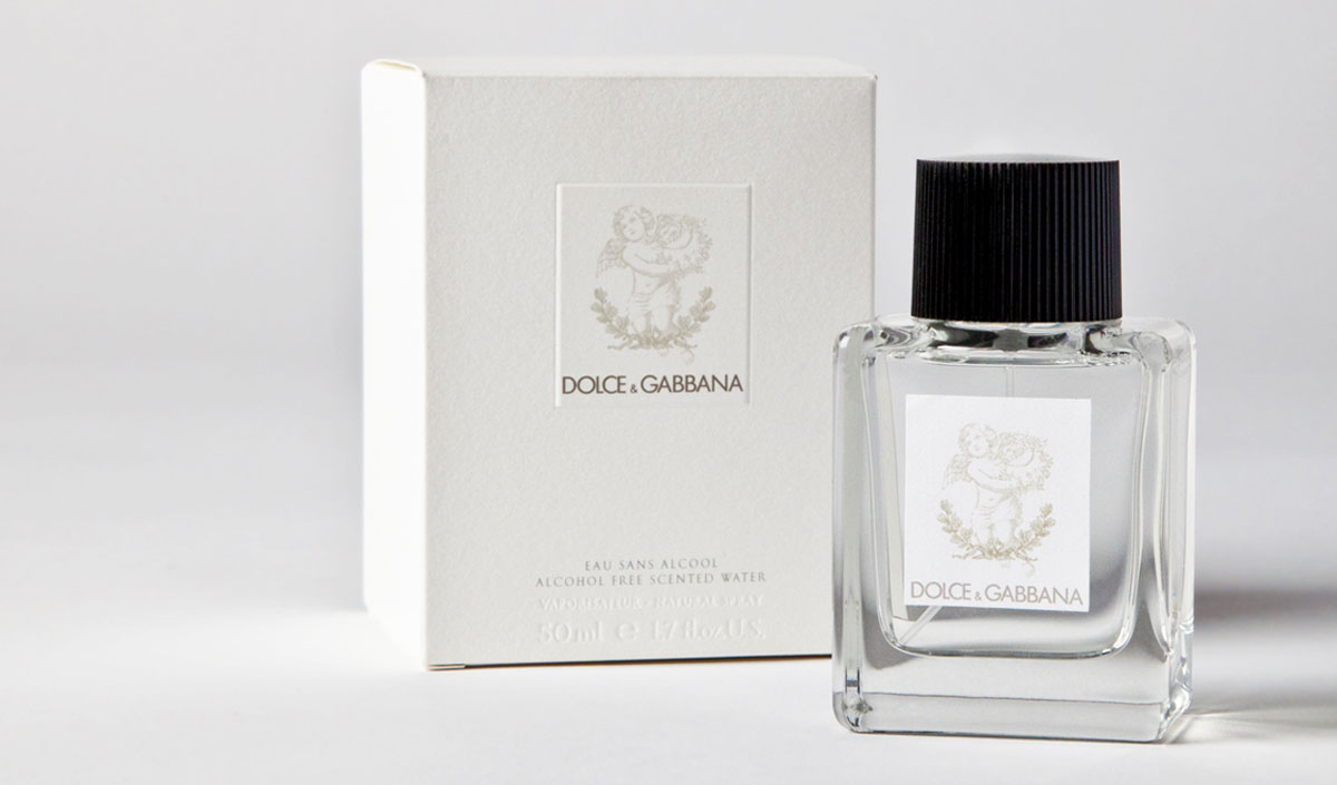 Dolce&Gabbana has launched a Baby Fragrance, a true family commitment