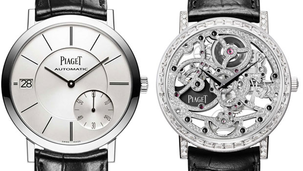 2013 Piaget Altiplano Collection &#8211; Elegant Ultra-thin Timepieces