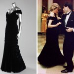 Ten Princess Diana's Dresses Worth More than £600,000 Goes Under the Hammer