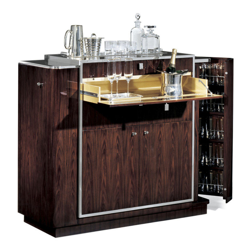 Office Bar Furniture: Ralph Lauren's Duke Bar 2013