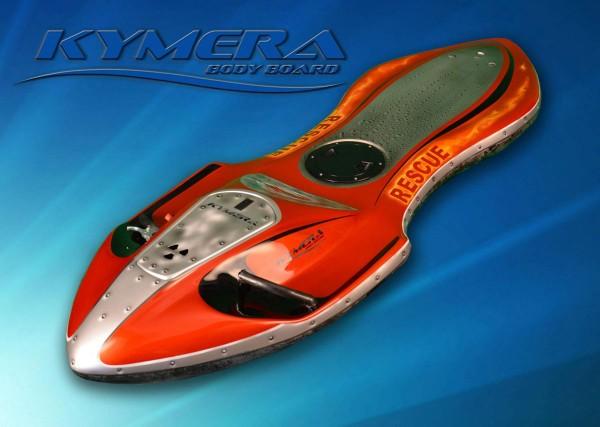 Kymera World S First Electric Jet Body Board Extravaganzi