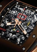 Richard Mille RM 011 Silicon Nitride – Hardy as Formula 1 Car