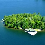 St. Helen's Island in Ontario, Canada on Sale