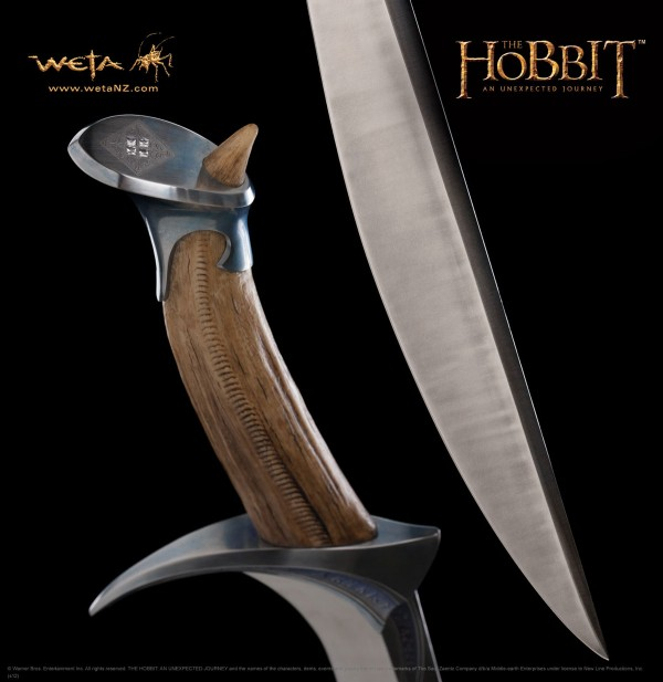 Orcrist - The Goblin Cleaver Sword Replica from The Hobbit: An Unexpected Journey