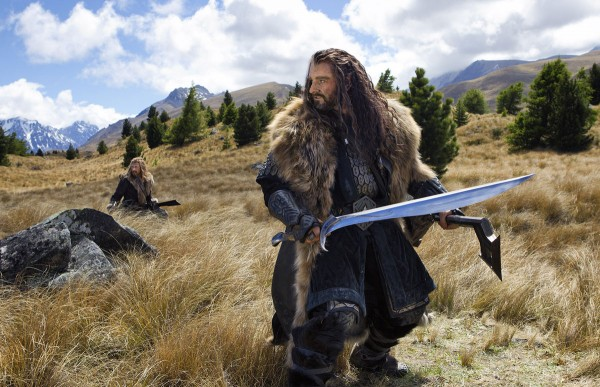 The Hobbit: An Unexpected Journey Orcrist Goblin Cleaver of Thorin Oakenshield