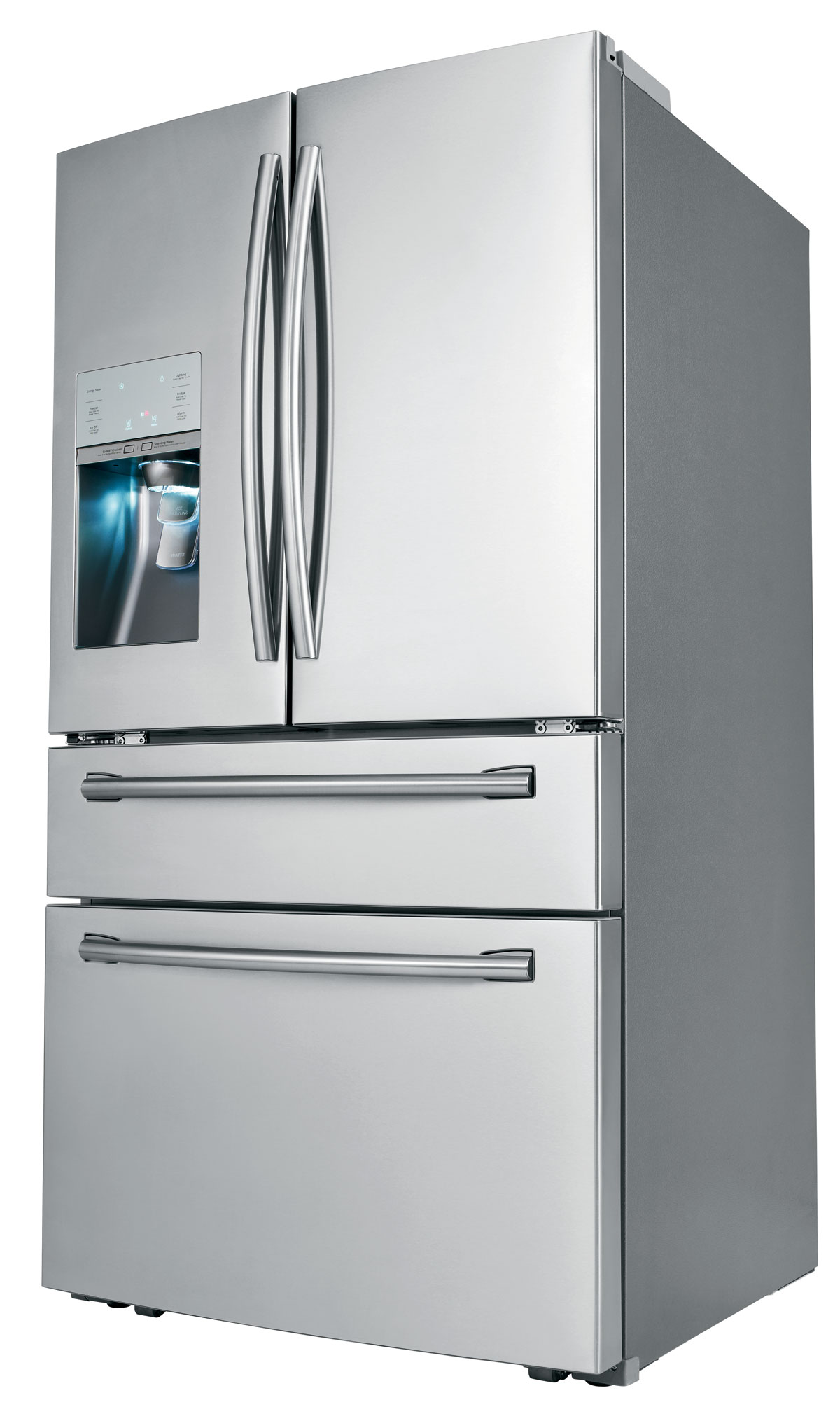 samsung announce the first ever refrigerator with. Black Bedroom Furniture Sets. Home Design Ideas