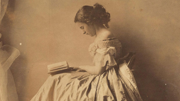 One of the First Ever Fashion Shoots – 150 Year Old Photos by Lady Clementina Hawarden Could Fetch £150,000 at Auction