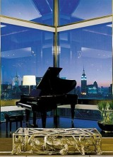 Ty Warner Penthouse Suite at Four Seasons Hotel New York.