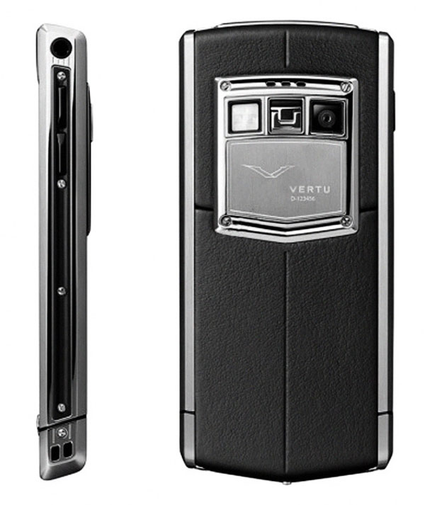 Vertu Ti, The Brands First Android Phone