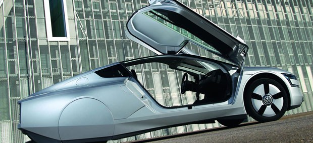 This is a Serial Volkswagen XL1