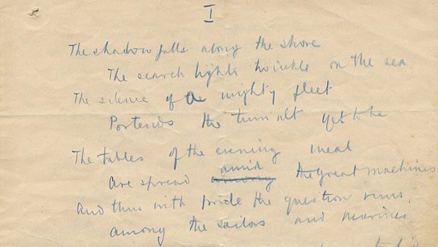 Winston Churchill's Poem Appeared After 110 Years
