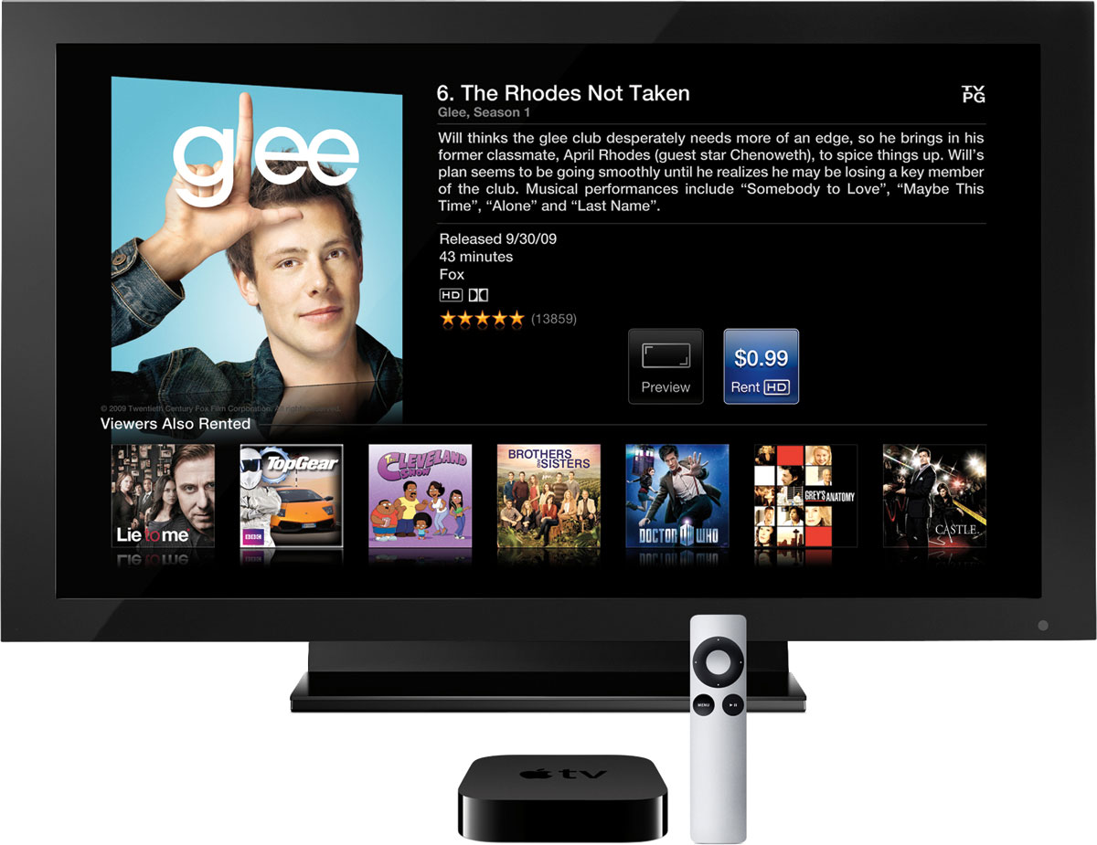 Apple's TV Set Really Coming in November 2013?