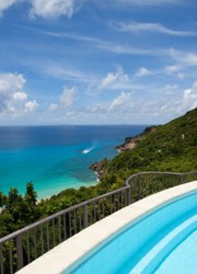 St. Bart's Luxury Compound above Gouverneur Bay on Sale