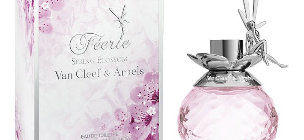 It's Time for Spring Romance – Feerie Spring Blossom by Van Cleef & Arpels